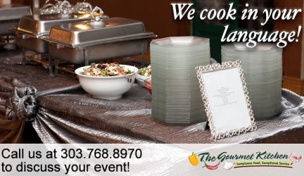 Caterer Colorado Gourmet Kitchen Broomfield